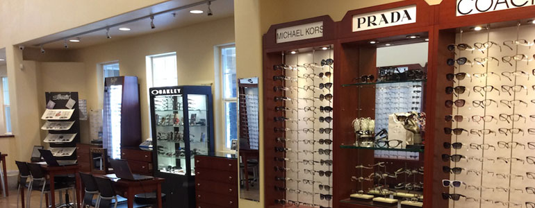 Fontana Optometric Group Eye Wear
