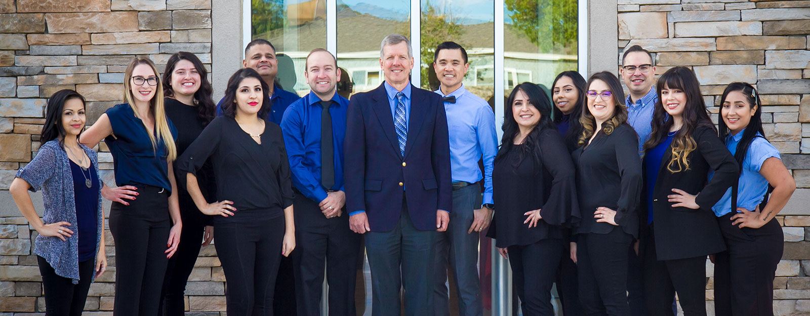 Fontana Optometric Group and Optometric Group of Upland Staff